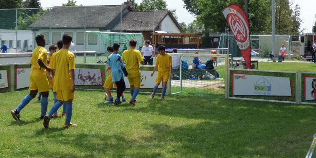 Jetzt anmelden: SVWW Cage-Soccer am Samstag