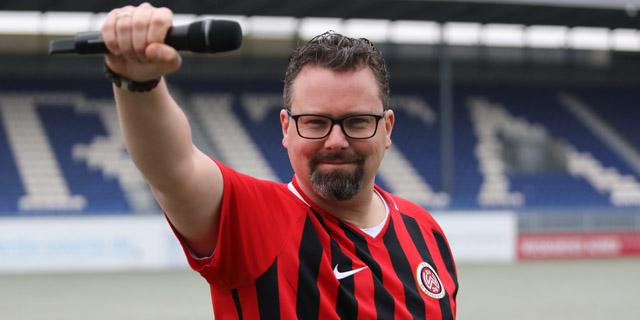 Michael Wejbera ist neuer Stadionsprecher