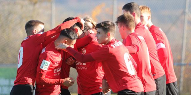 U17: SVWW zieht ins Halbfinale im Hessenpokal ein