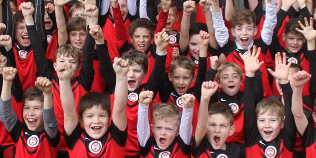 """Jetzt anmelden für die """"SVWW-Fußballcamps"""""""